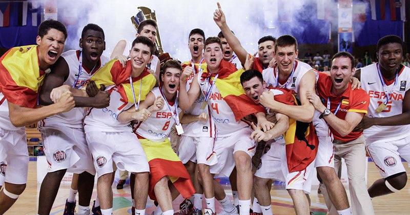 federazione spagnola campione u16