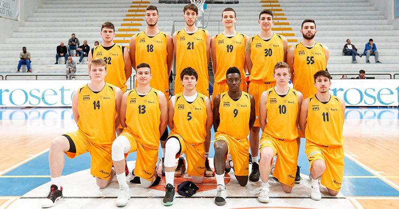 pms basketball campione italia u20 eccellenza