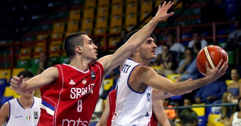 Italia Serbia U20