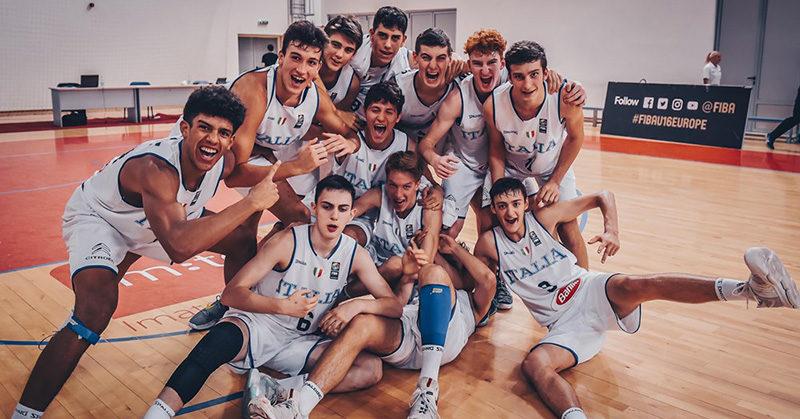 europeo u16 italia slovenia