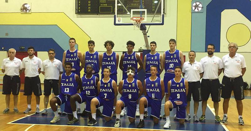 grecia 84-47 italia torneo amicizia