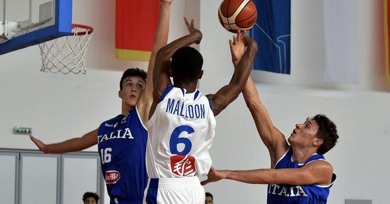 Italia Francia Europei U16