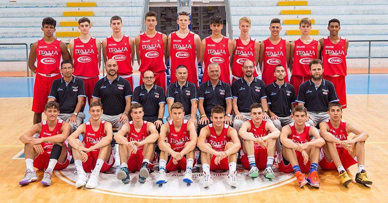 nazionale u16 supera montenegro amichevole