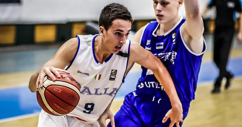 europeo u16 italia estonia spagnolo
