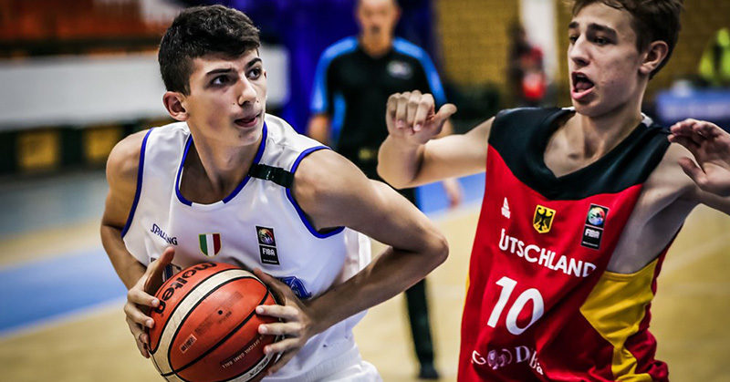 europeo u16 italia germania procida