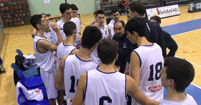 torneo iscar nazionale u16 batte castilla y leon