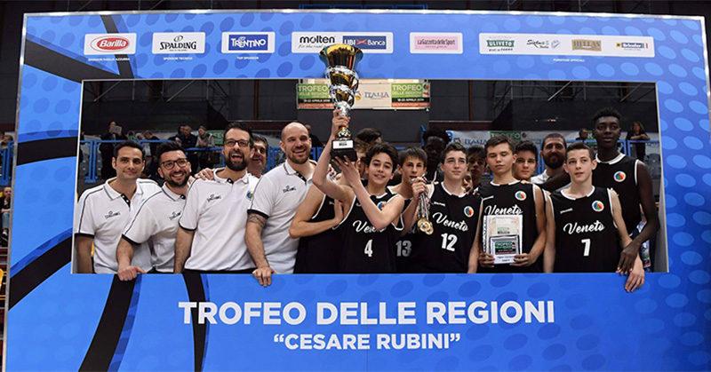 trofeo delle regioni 2019 veneto