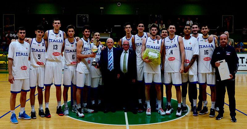 torneo domegge u20 italia grecia