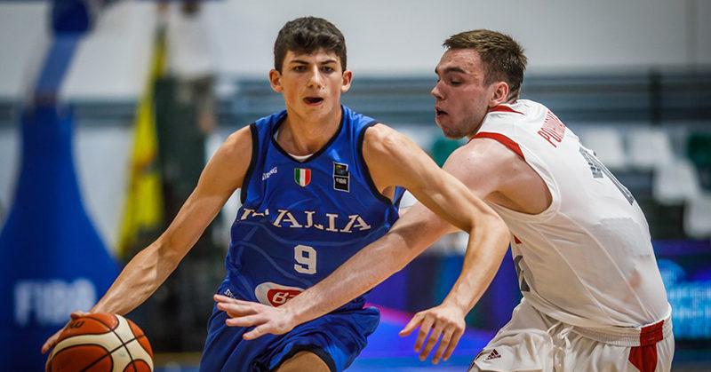 europeo u18 italia sconfitta russia