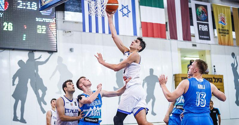 europeo u20 vince slovenia italia retrocessione