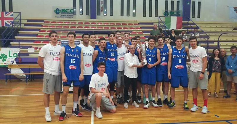 torneo cisternino nazionale u20 montenegro