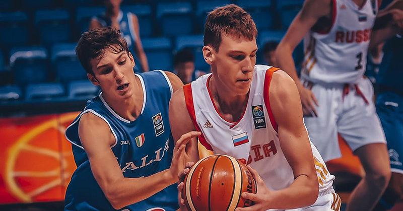 torneo pesaro nazionale u18 battuta russia
