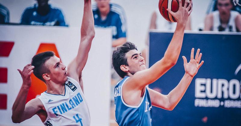 torneo pesaro nazionale u18 perde grecia