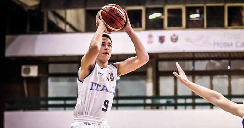 torneo pommeraye nazionale u16 sconfitta slovenia