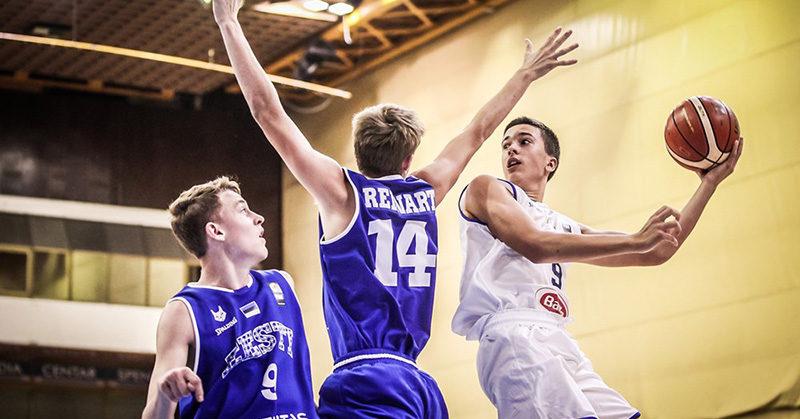 torneo udine nazionale u16 sconfitta russia