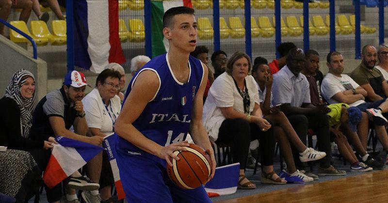 torneo volos nazionale u18 sconfitta grecia