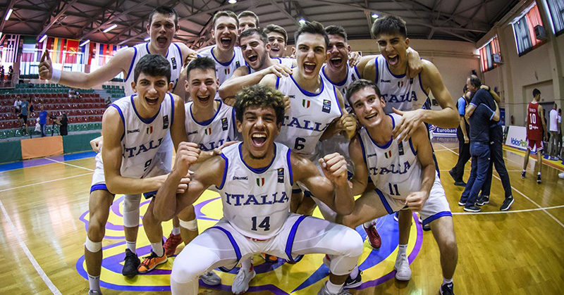 europeo u18 italia batte croazia