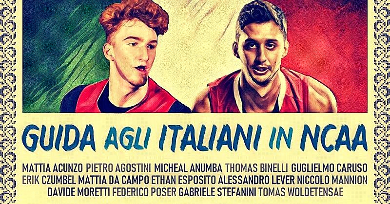 Guida agli Italiani in NCAA 2019-20