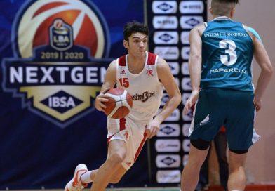 IBSA Next Gen Cup, la finale è Venezia-Reggio Emilia