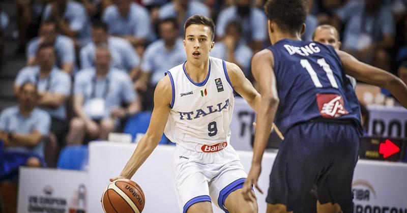 europeo u16 francia batte azzurri semifinale
