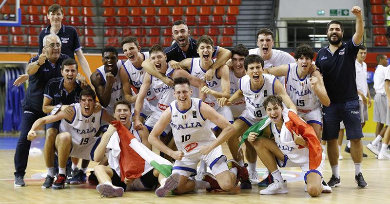 europeo u16 italia batte gregia semifinale mondiale