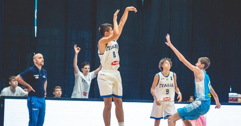 slovenia ball 2019 doppio successo nazionale u14