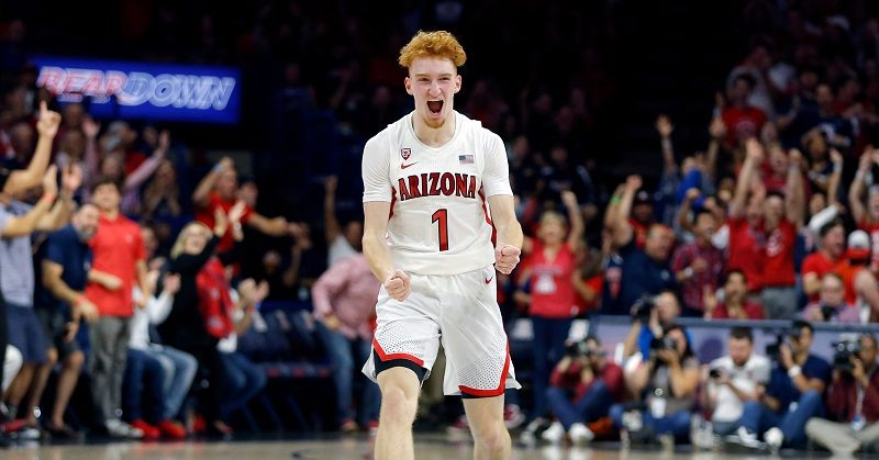 Nico Mannion vs Illinois