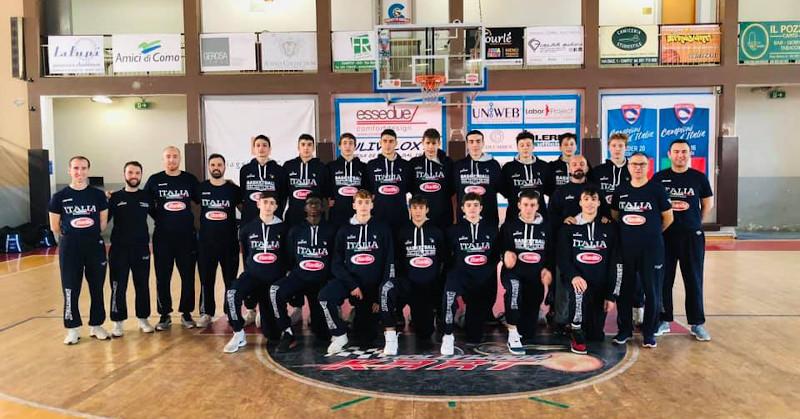 torneo iscar nazionale u16 cede spagna seconda