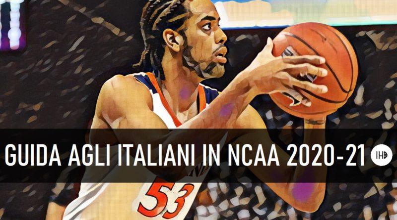 Woldetensae Guida agli Italiani in NCAA 2020-21