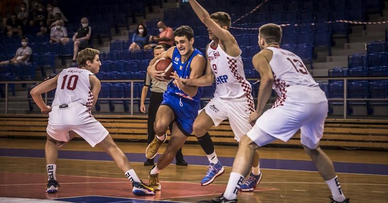 FIBA U20 European Challenger Italia sconfitta dalla Croazia