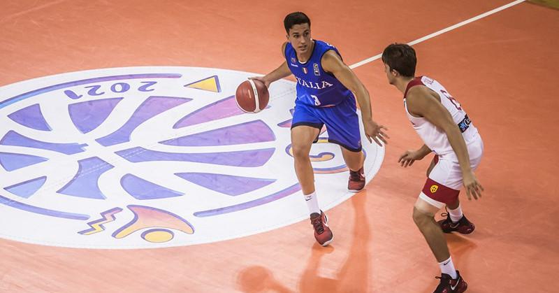 FIBA U20 European Challenger Spagna travolge Italia