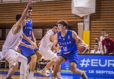 FIBA U20 European Challenger Italia chiude battendo Albania
